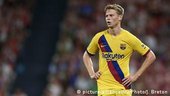 Frenkie de Jong (picture-alliance/NurPhoto/J. Breton)