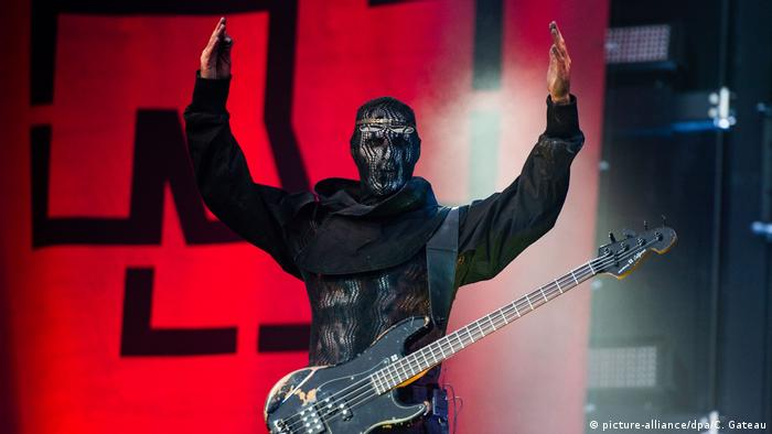 Rammstein Stadion Tour 2019 в Ганновере