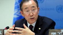 Ban Ki-moon auf Kopenhagener Klimagipfel