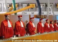 وفاقی جرمن آئینی عدالت نےمارچ 2010ء میں جرمن پارلیمان کے منظور کردہ ایک قانون کو خلافِ آئین قرار دے دیا تھا