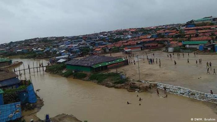 DW Akademie | Rohingya Camp