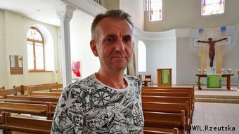 Олександр Прокопчук у відреставрованій церкві Святої Катерини: Ми хотіли працювати на зміцнення міжнародних зв'язків