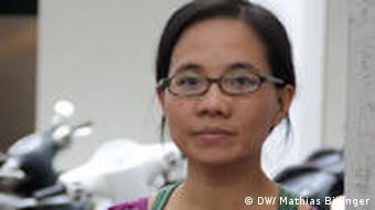 Dokumentarfilmerin Nguyen Trinh Thi