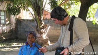 Internationale Koproduktion in Mosambik