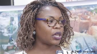 Mosambik   Rohstoffseminar: Clelia Pondja - Forscherin und Analystin