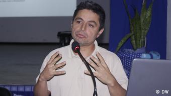Mosambik | Rohstoffseminar: Joao Feijó - Exekutivsekretär des mosambikanischen Zentrums für Studien und Forschung