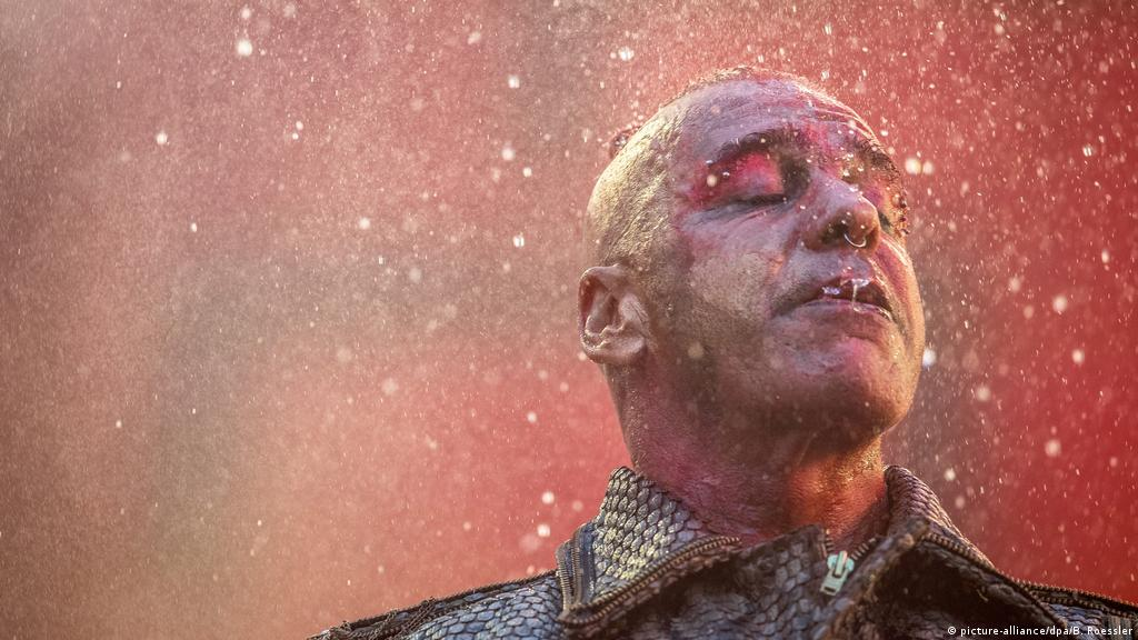 Rammstein Group Till Lindemann Picture