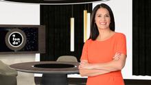 DW To the Point spanisch (A fondo) Moderatorin Silvia Cabrera (Artikelbild)