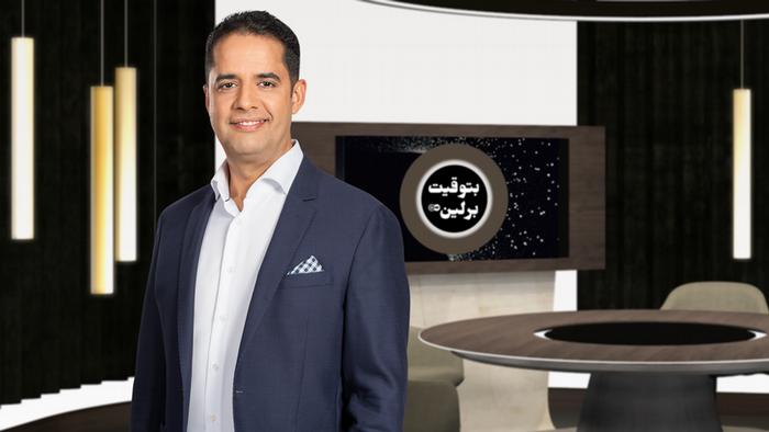 DW To the Point arabisch Moderator Ahmed Abida (Artikelbild)