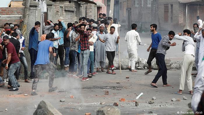 Kaschmir | Proteste in Kaschmir