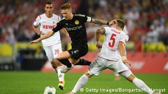 Marco Reus' fitness will be key for Dortmund again this season