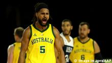 USA Basketball Patty Mills Australien (Imago Images/AAP)