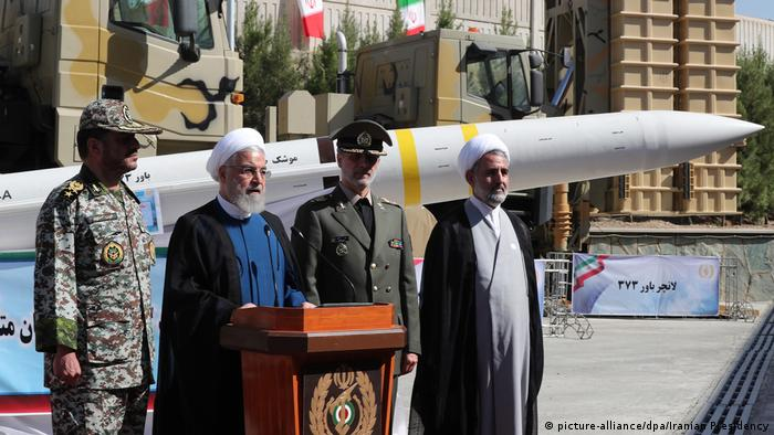 Neues Raketenabwehrsystem in Teheran
