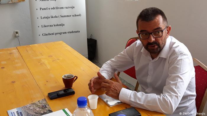 Janko Veselinović je bijesan na političare koji potpiruju međunacionalnu mržnju