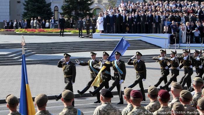 24 अगस्त को स्वतंत्रता दिवस मनाता है यूक्रेन