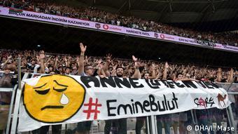Εκδήλωση με αφορμή το θάνατο της Εμινέ Μπουλούτ