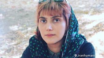 Журналистката и правозащитничка Марцие Амири