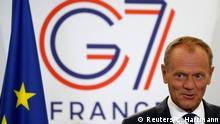 Frankreich G7-Gipfel in Biarritz | Donald Tusk