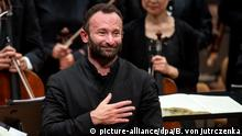 Konzert der Berliner Philharmoniker mit neuem Dirigenten