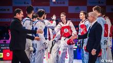 Iran Taekwondo Weltcup Sieger 2019