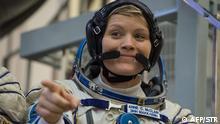 US Astronautin Anne McClain