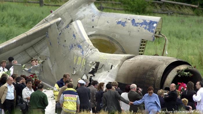World′s largest biplane crashes in Austria | News | DW
