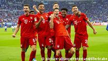 Bundesliga   FC Bayern München v Schalke 04