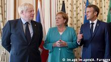G7-Gipfel in Frankreich| Symbolbild Streit unter Partnern
