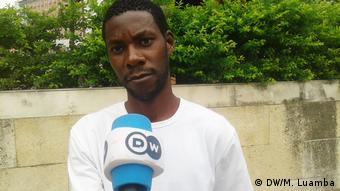 Angolaner kritisieren die Regierungsführung von Präsident Joao Lourenco