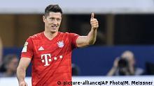 1. Bundesliga   2. Spieltag   FC Bayern München - Schalke 04   Robert Lewandowski