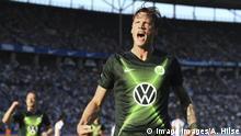 Fußball Bundesliga Hertha BSC - VfL Wolfsburg