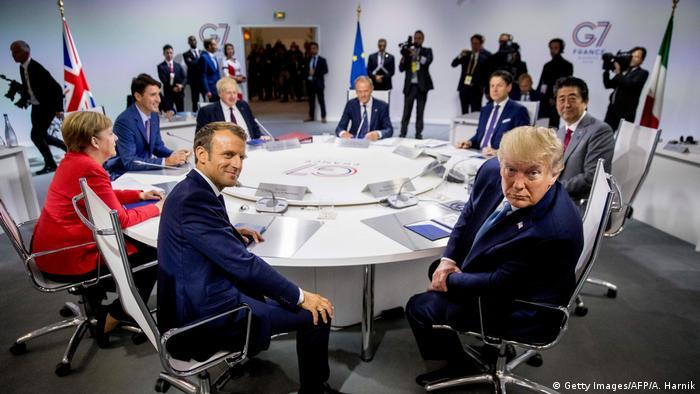 G7, Prancis