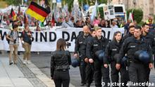 Chemnitz Pro Chemnitz Demonstration
