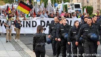 Ce n'est pas la première fois que les manifestations du lundi et leurs slogans sont repris par des contestataires