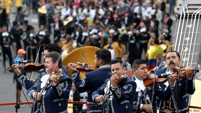 Mariachis en Guadalajara.
