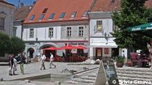 Altstadtplatz in Pecs Autorin: Silke Bartlick Ich habe die Fotos im Juni 2009 in der ungarischen Stadt Pecs ( bzw. in deren Umland) aufgenommen.