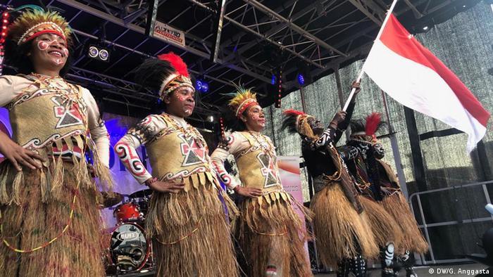 Indonesisches Museumsuferfest 2019 Frankfurt am Main