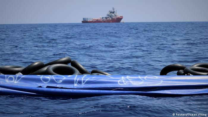 Mediterranean Sea boat