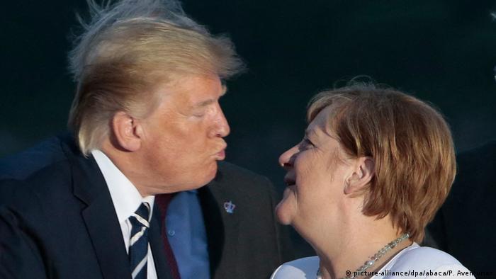 Frankreich   G7-Gipfel in Biarritz