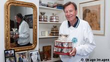 Tennis Trainer Legende Niki Pilic