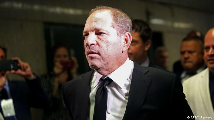New York, Harvey Weinstein (AFP/Y. Paskova)