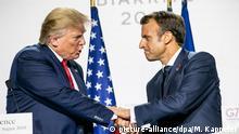 Frankreich | G7-Gipfel in Biarritz