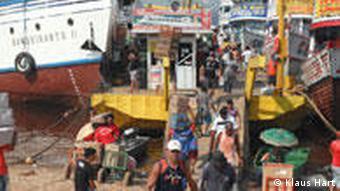 Hafen von Manaus (Foto: dw)