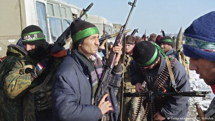 War in Chechnya (Getty Images/AFP/O. Nikishin)