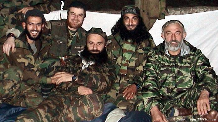 War in Chechnya