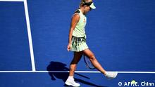 Angelique Kerber bei den US Open