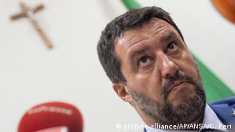O Ματέο Σαλβίνι επιμένει στη διεξαγωγή νέων εκλογών