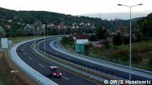 Autobahn in Bosnien