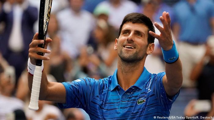 Tennis | US Open 2019 | Novak Djokovic (Reuters/USA Today Sports/R. Deutsch)
