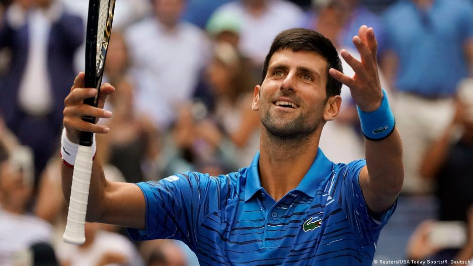 Opinion Novak Djokovic How Stupid Can You Be Sports German Football And Major International Sports News Dw 23 06 2020